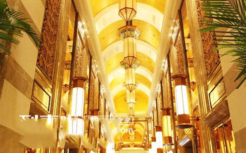 地中海国际酒店婚宴预订