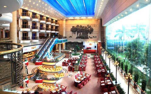 福建外贸中心酒店婚宴预订
