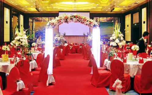 苏州凯莱大酒店婚宴预订