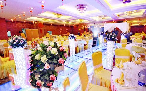 重庆广场宾馆婚宴预订