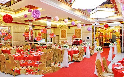 广州米卢酒店婚宴预订