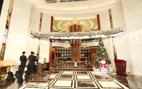 成都郦湾国际酒店婚宴预订