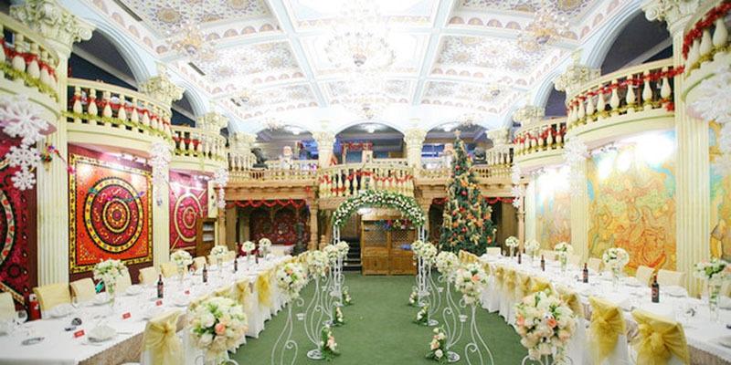 圣天使沙市酒店婚宴预订