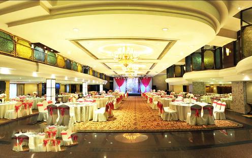 华亭宴会中心(皇冠假日酒店二楼)婚宴预订