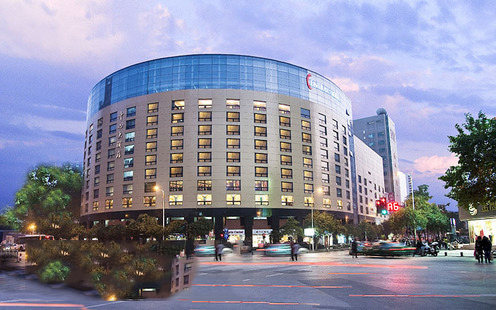 南京中心大酒店婚宴预订