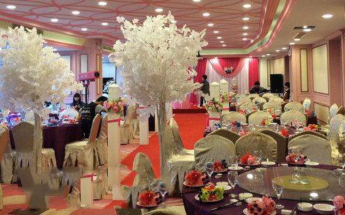 世纪缘国际会议中心婚宴预订