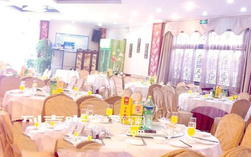 蜀国风味度假村婚宴预订