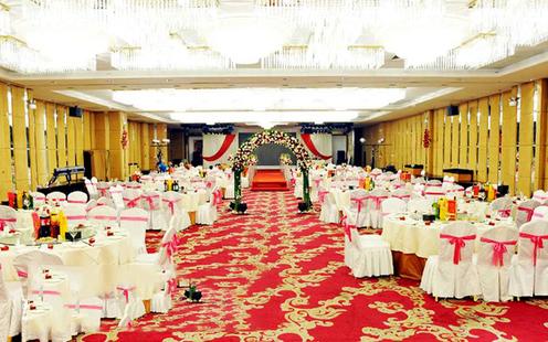 北京好特热温泉酒店婚宴预订