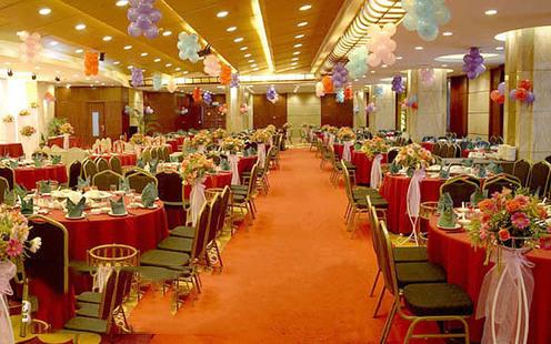 万豪商务酒店婚宴预订