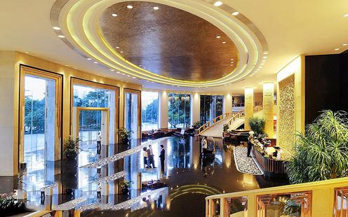 长安国际酒店婚宴预订