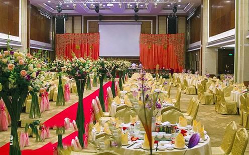 东莞逸豪国际大酒店婚宴预订