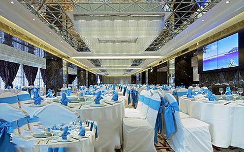常州华美达国际大酒店(新区店)婚宴预订