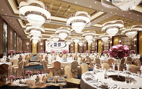 常州新城希尔顿酒店婚宴预订