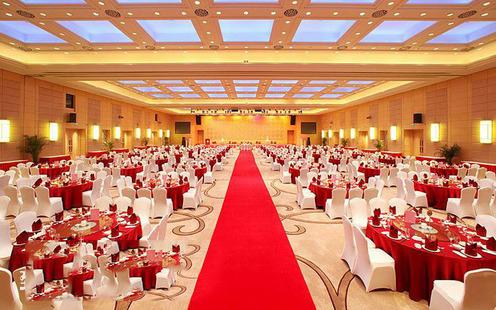 常州武进假日酒店婚宴预订