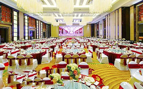 常州福记逸高大酒店婚宴预订
