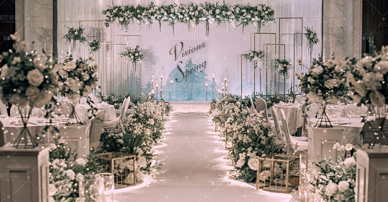 广州小清新婚礼策划