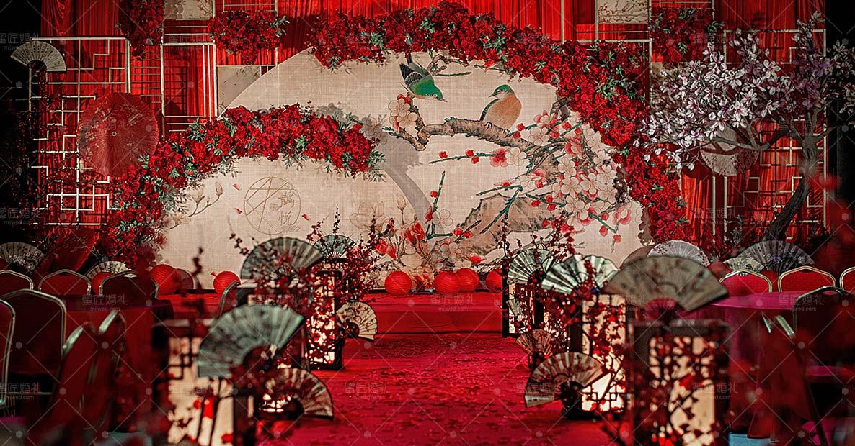滁州中式婚礼婚庆策划公司