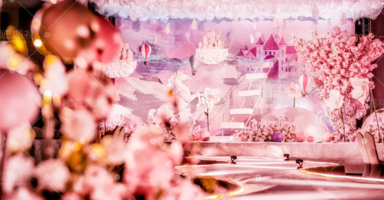 仙桃结婚婚礼现场布置