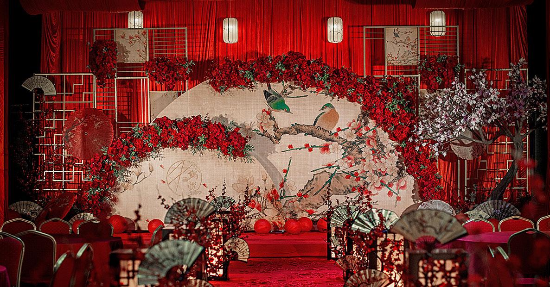 大冶中式婚礼婚庆策划公司
