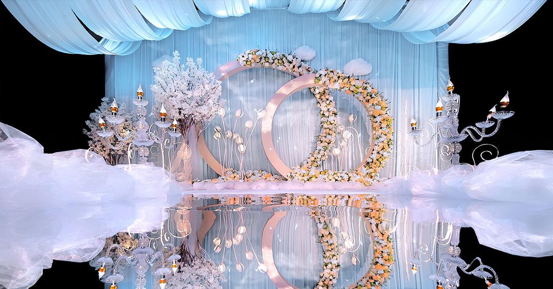大冶婚庆网时尚大气婚礼策划