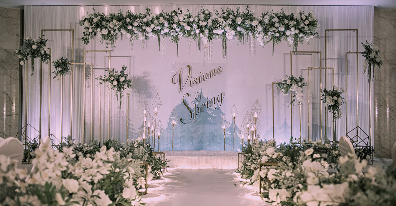 大冶小清新婚礼策划