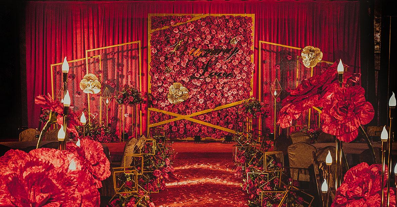 大冶办中式婚礼的婚庆公司