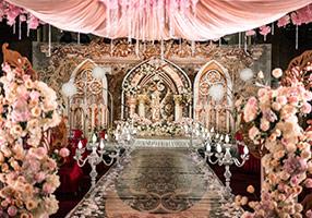 巴洛克主题婚礼策划方案及婚礼现场布置图