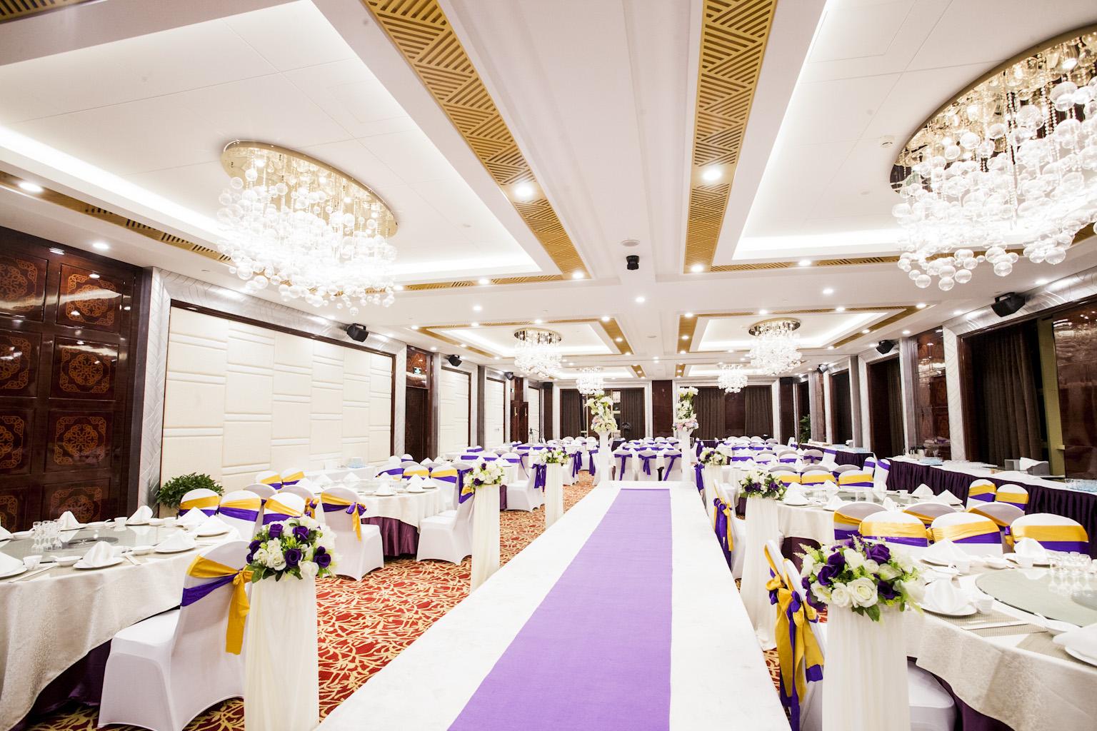 中国城戴斯国际酒店婚宴预订