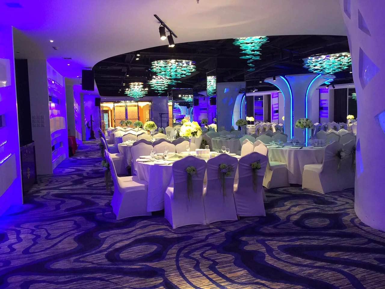 纽宾凯国际酒店(新华路店)婚宴预订