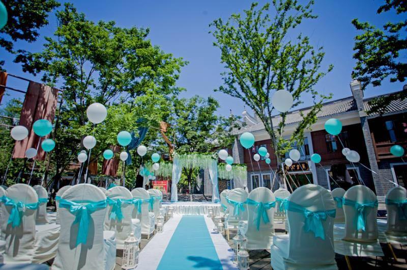 雅和睿景花园酒店(园博园店)婚宴预订