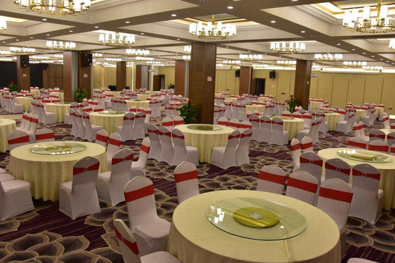 雅庭国际酒店婚宴预订