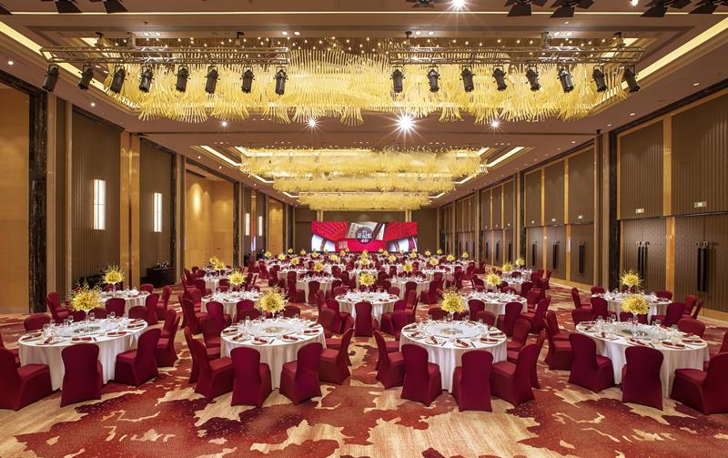 世茂希尔顿酒店(汉阳)婚宴预订