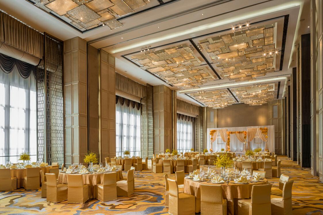 武汉洲际酒店婚宴预订