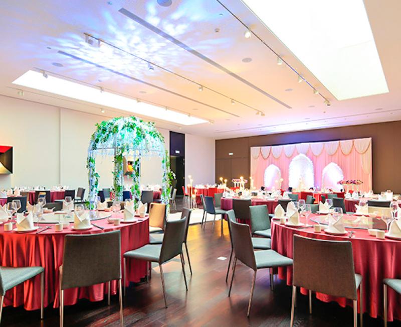 紫缘酒店婚宴预订