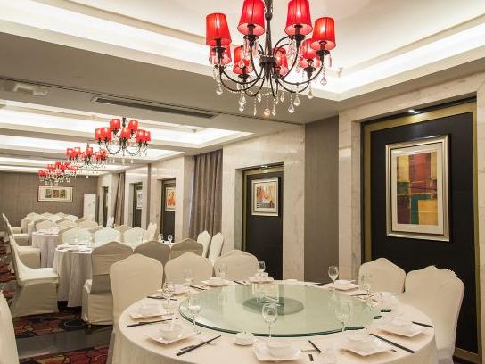 纽宾凯金银湖国际酒店婚宴预订