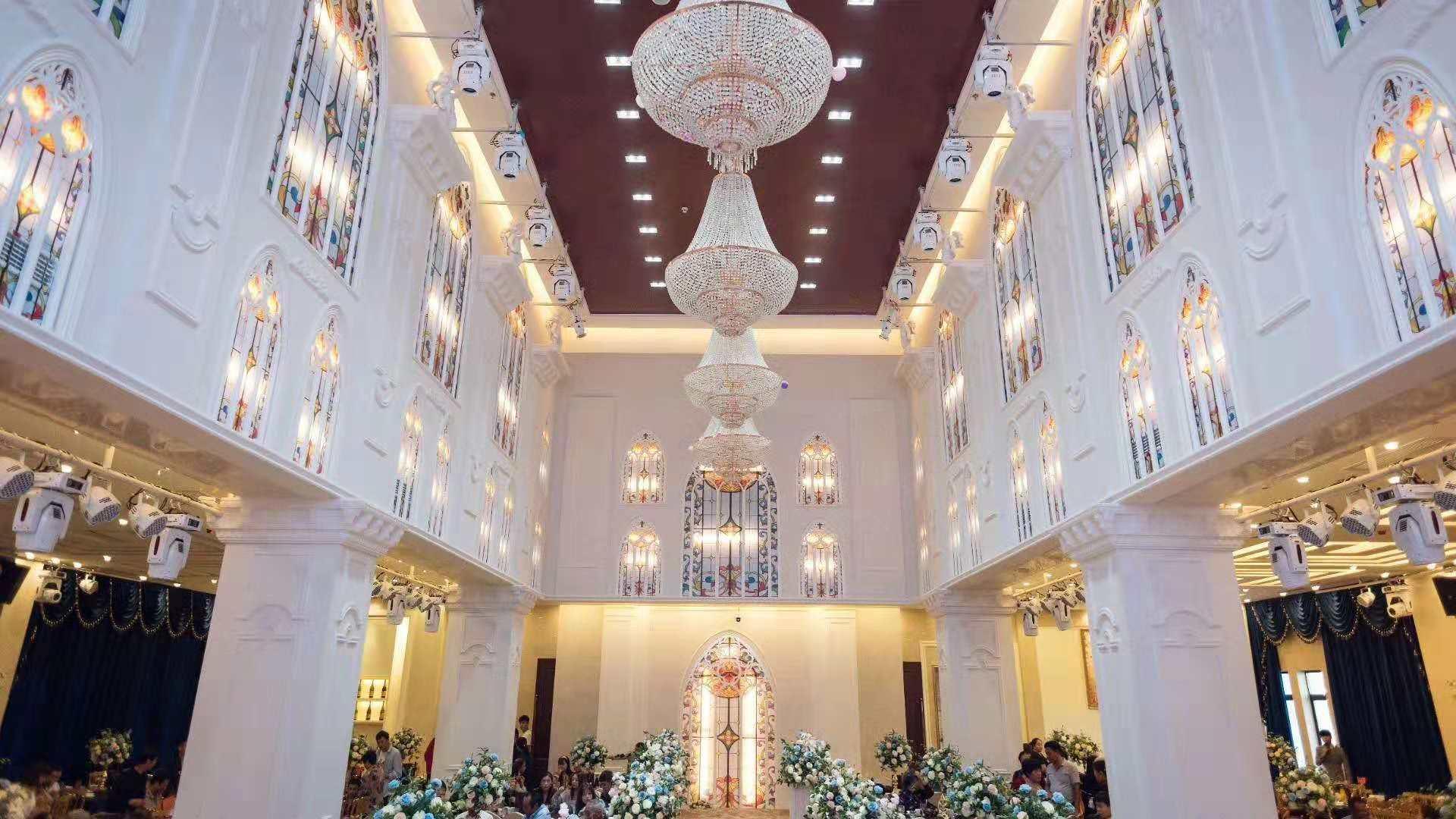 禧棠捌号大酒店婚宴预订