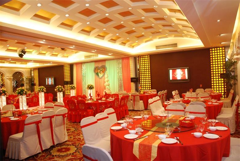 上海宾馆婚宴预订