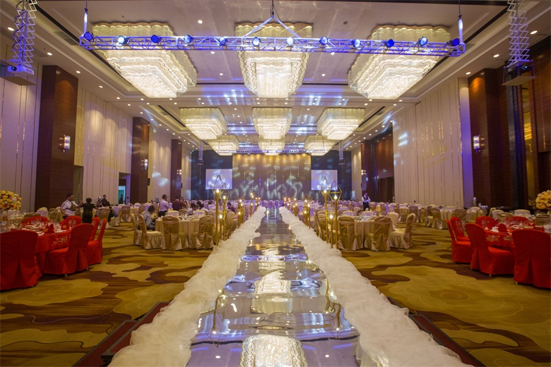 登喜路国际大酒店婚宴预订