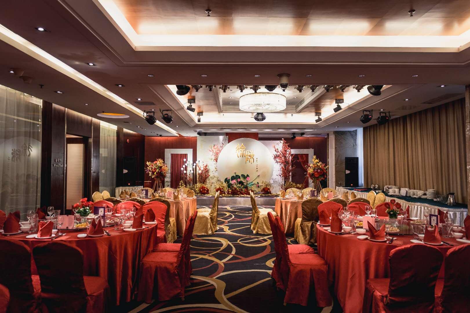 东方银座美爵酒店婚宴预订