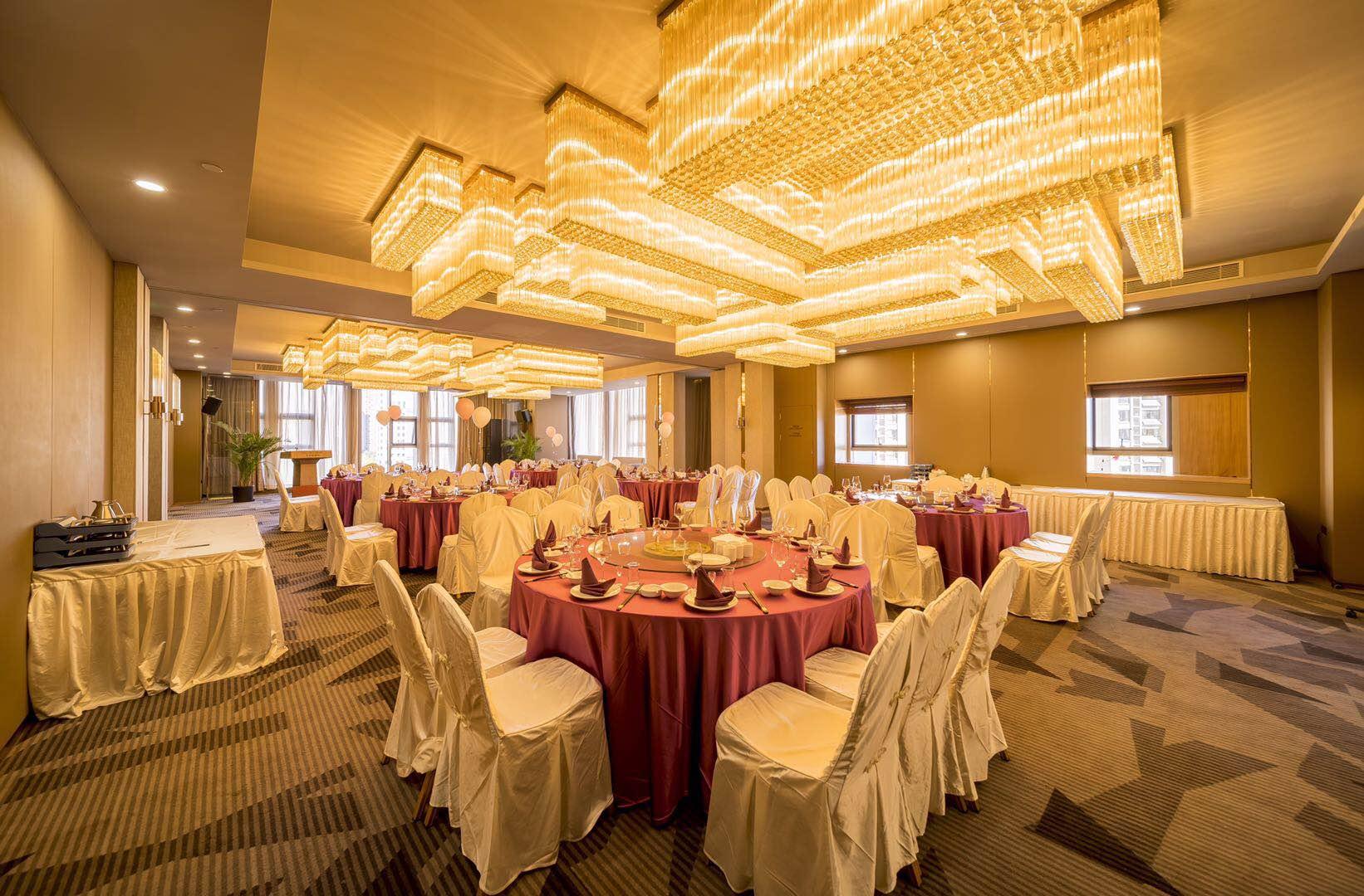 合肥贝斯特韦斯特星达城酒店婚宴预订