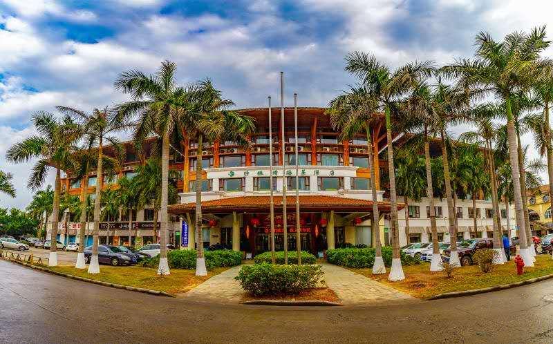 珍珠湾海景酒店婚宴预订