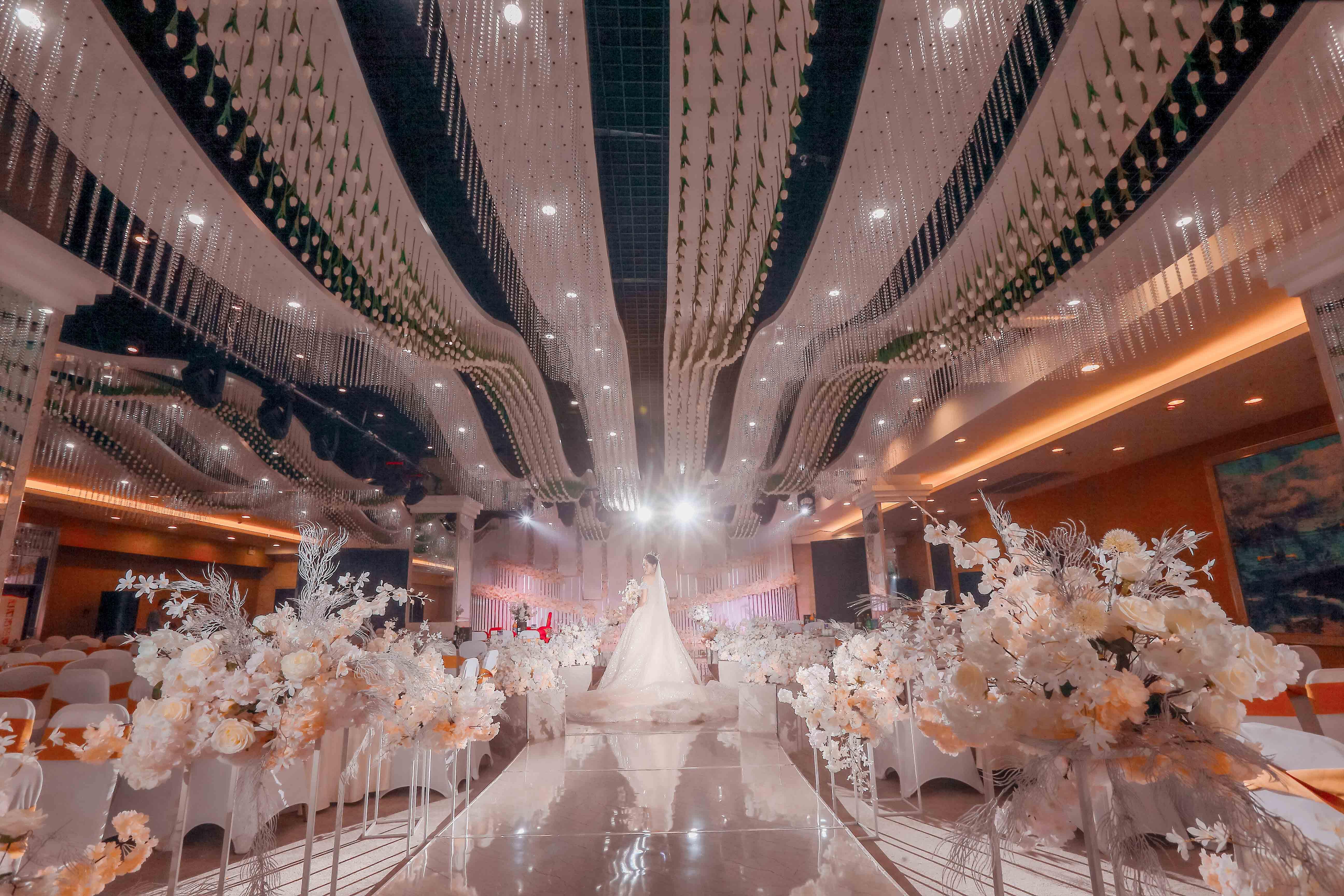 圣大国际饭店婚宴预订