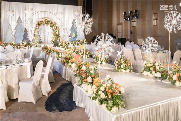 办婚礼婚宴酒席需要多少桌