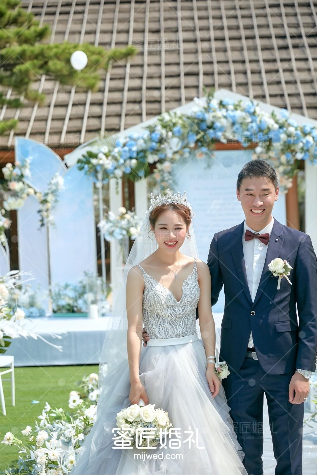 室外西式婚礼有哪些