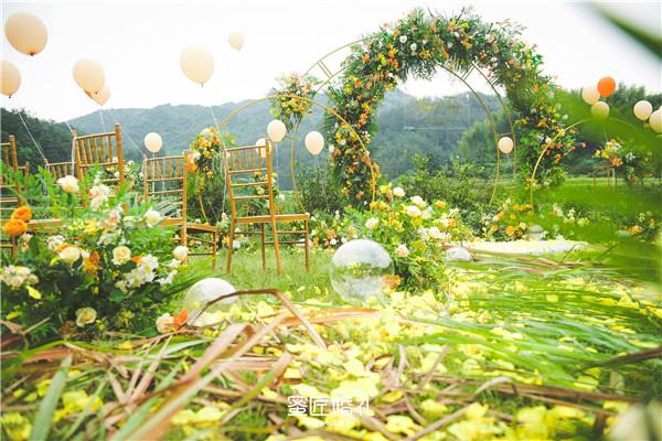 婚礼怎么办才浪漫