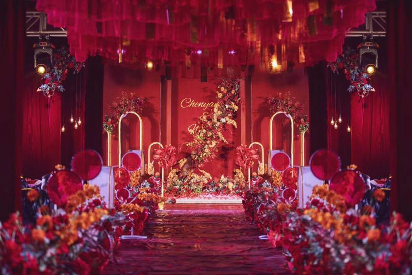 阳光大酒店婚宴预订