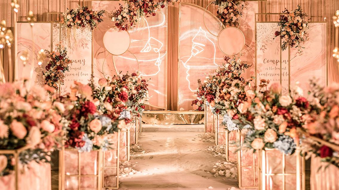 婚礼上那些令人惊艳的花,都有哪些寓意?