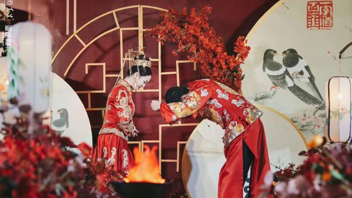中式婚房布置好物推荐,小卧室打造温馨高级感