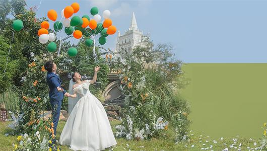 3个小TIPS,打造超具青春活力感的婚礼