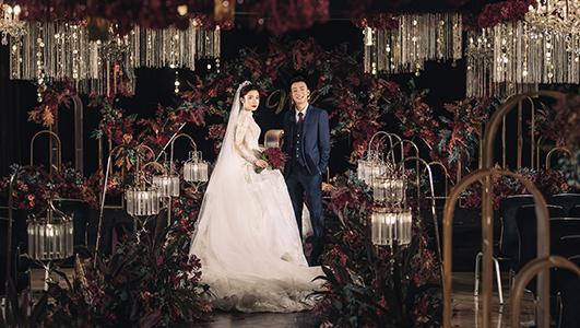 小众复古婚礼合集,为你打造独特的浪漫仪式
